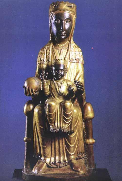 Madonna of Montserrat