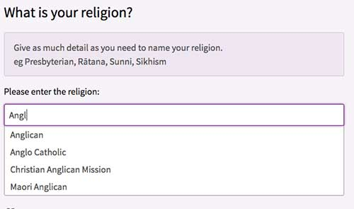 What is your religion
