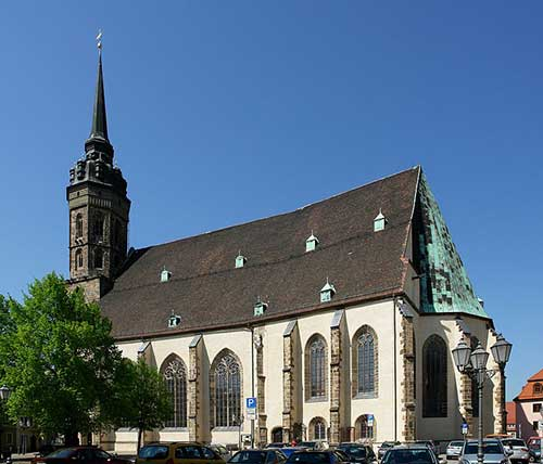 Cathedral Saint Peter