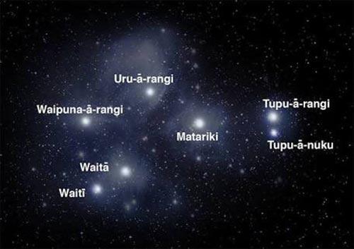 Matariki Cluster