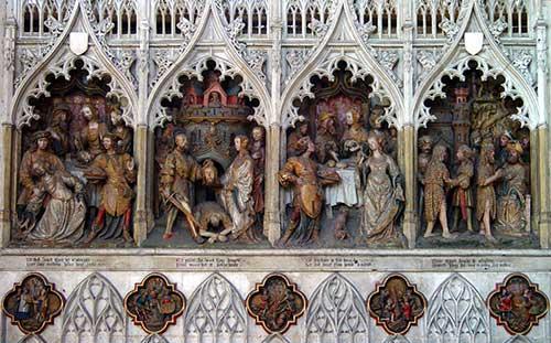 John Baptist Death