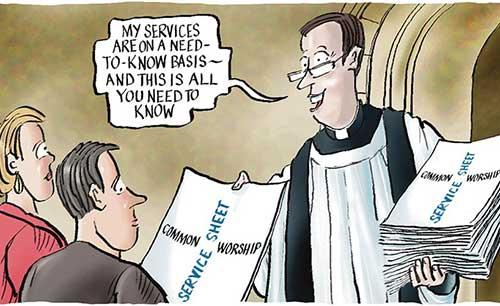 Reuse Liturgy