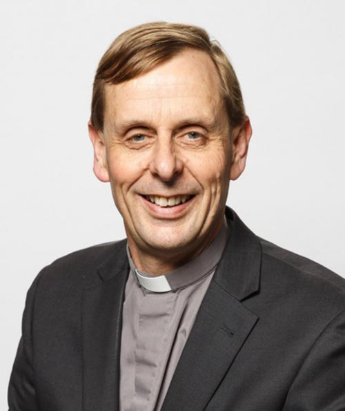 Christchurch Bishop-elect Peter Carrell