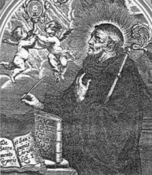 Paschasius Radbertus