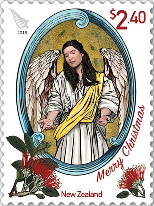2018 NZ Christmas Stamp