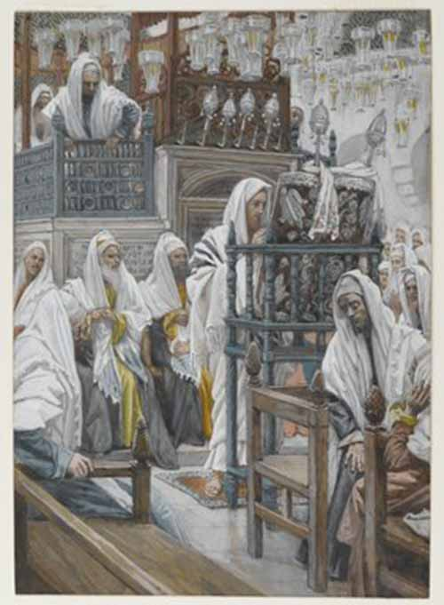 Jesus Synagogue