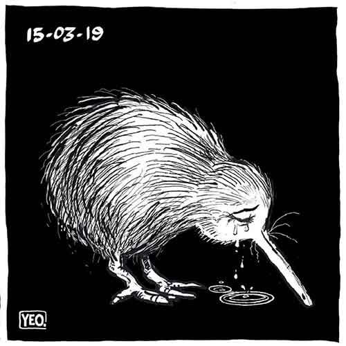 Christchurch Terrorism