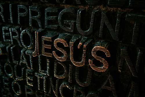 Jesus Sagrada Familia