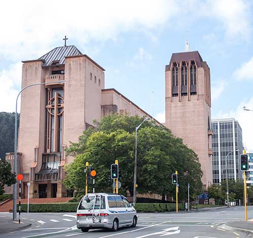 St Paul's Anglican Cathedral Wellington