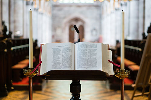 The Preacher and The Lectionary
