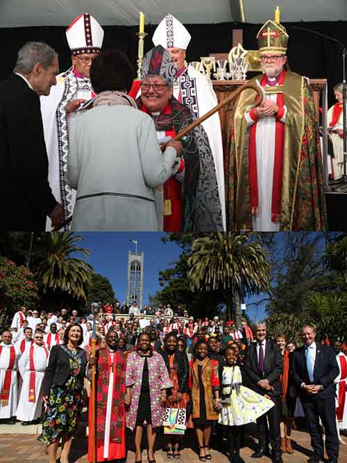 Two Special Episcopal Ordinations