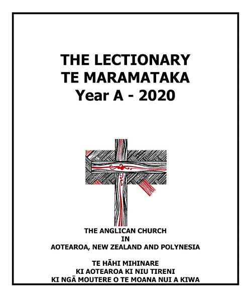 New Zealand Lectionary 2020