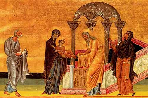 Presentation of Christ in the Temple - Candlemas