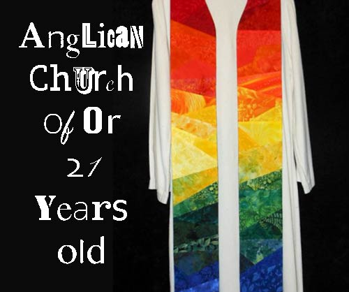 The Anglican Church of Or Turns 21