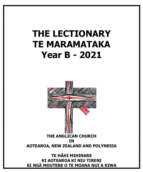 New Zealand Lectionary 2021