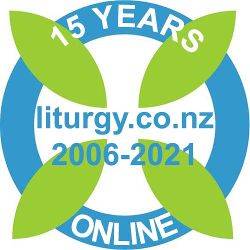 Liturgy 15 Years Online