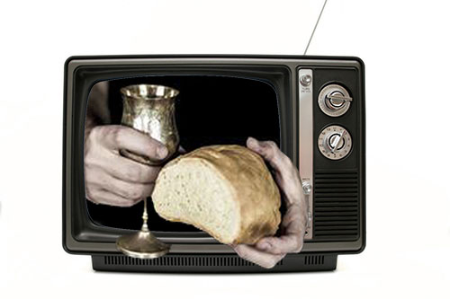 Spiritual Communion <p> With or Without Bread and Wine