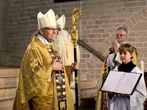 Bernd Wallet – Archbishop of Utrecht